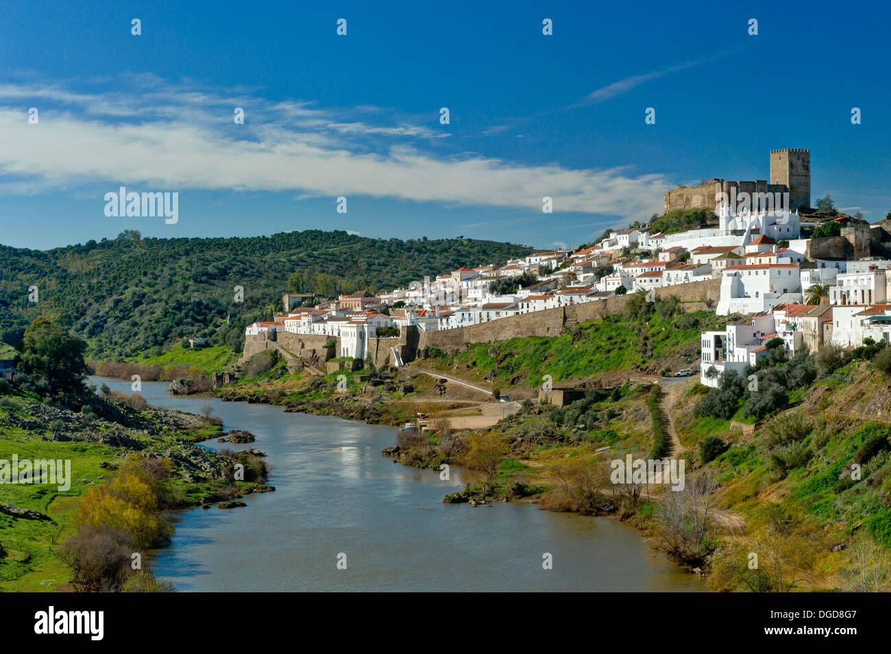 Portugal the Algarve Mértola the Alentejo Stock Photo: 61757703 - Alamy