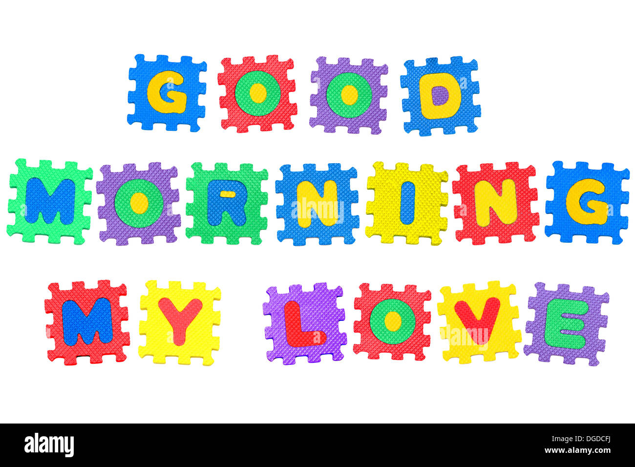 Message Good Morning Love From Stock Photos Message Good Morning