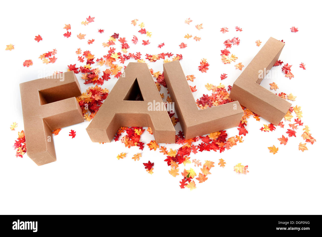 fall word stock photos fall word stock images alamy