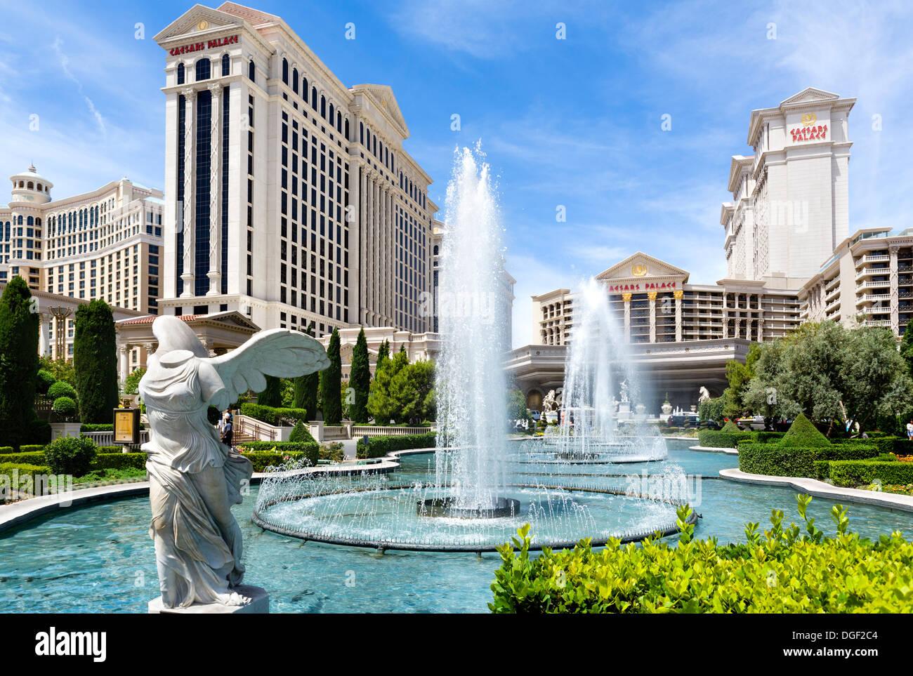 Caesars Palace Las Vegas Stock Photos Caesars Palace Las