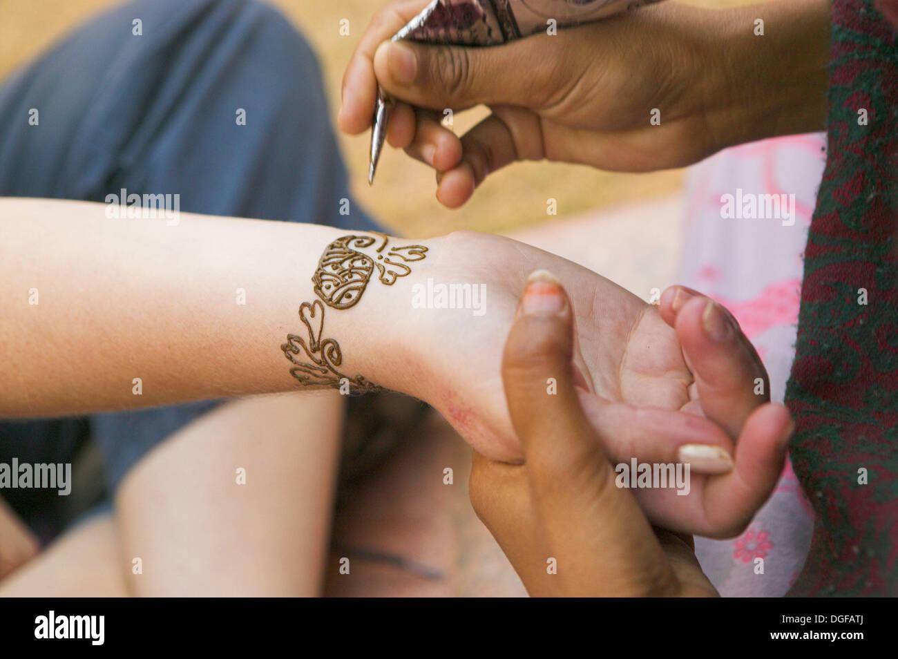 Tattoo Print Stock Photos & Tattoo Print Stock Images - Page 2 - Alamy