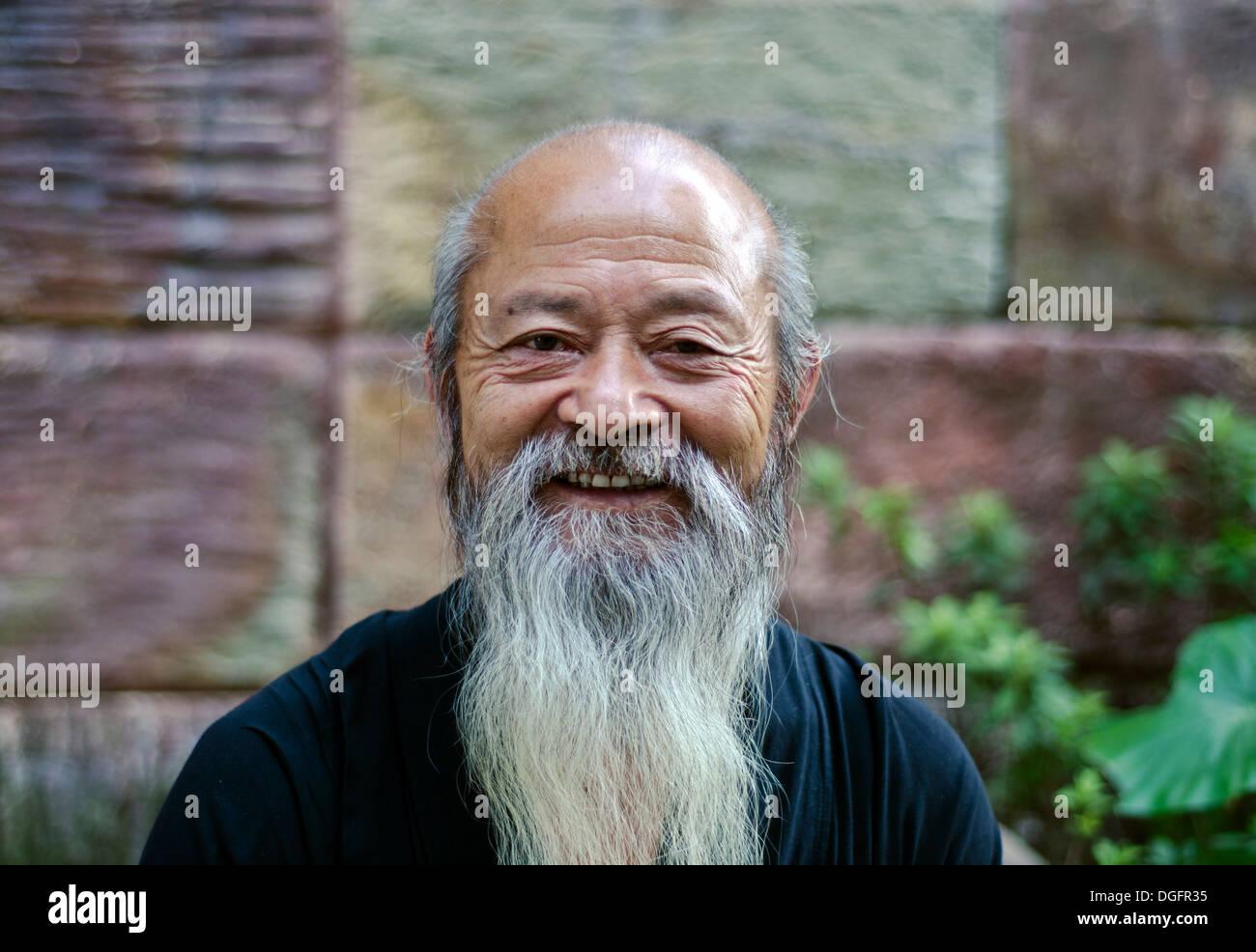 Chinese fortune teller, Foshan, Guangzhou , China - Stock Image