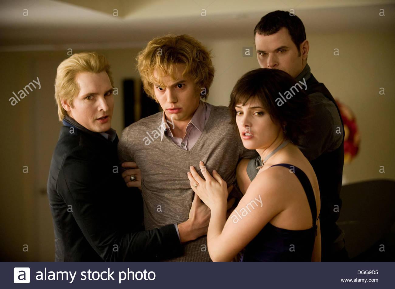 THE TWILIGHT SAGA: NEW MOON 2009) JAMIE CAMPBELL BOWER CHRIS WEITZ DIR) 007 MOVIESTORE COLLECTION LTD - Stock Image