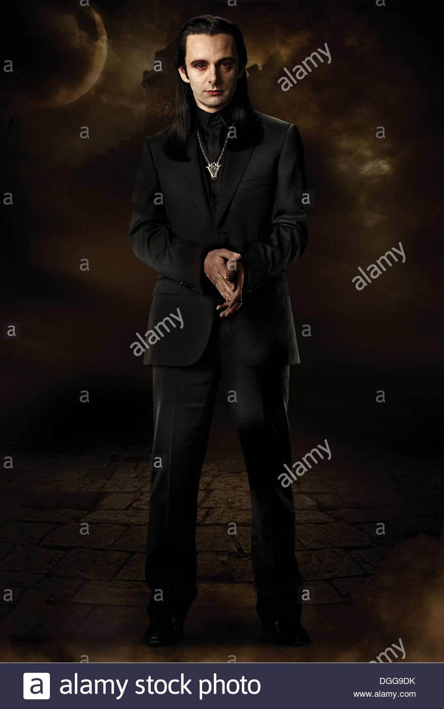 THE TWILIGHT SAGA: NEW MOON 2009) MICHAEL SHEEN CHRIS WEITZ DIR) 009 MOVIESTORE COLLECTION LTD - Stock Image