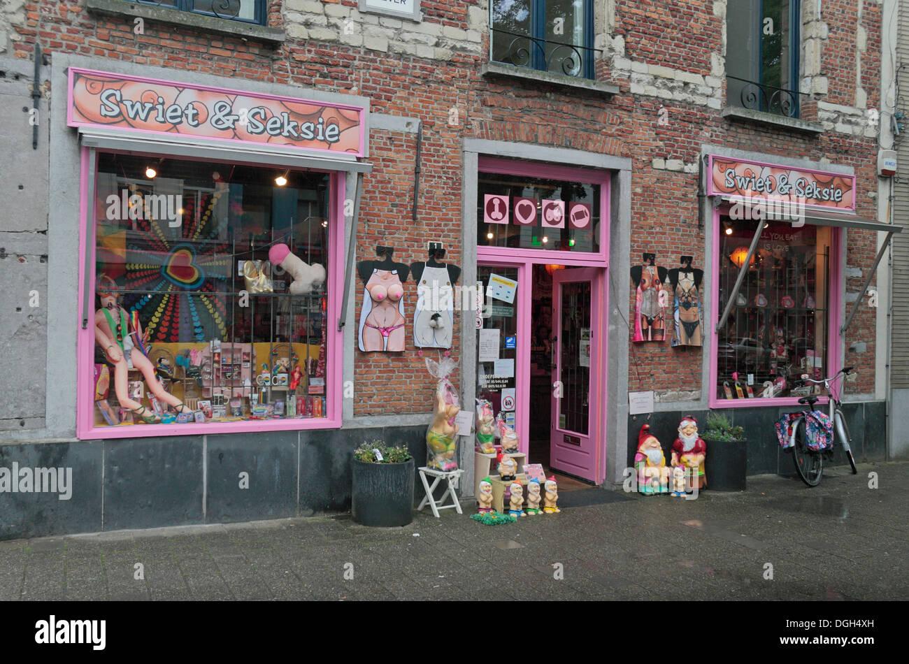 Girls in Antwerpen