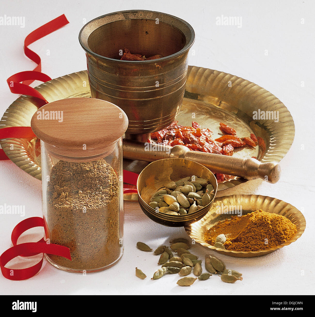 Garam Herbal Marsala Stock Photos Images Alamy Spices India Recipe Available For A Fee Image