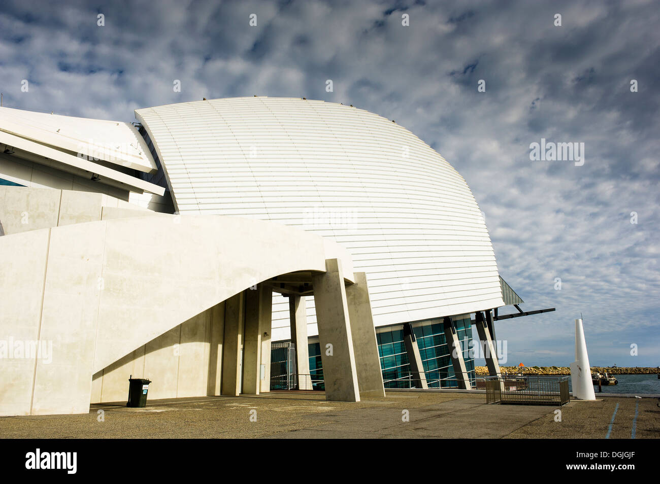The Western Australian Maritime Museum in Fremantle. - Stock Image