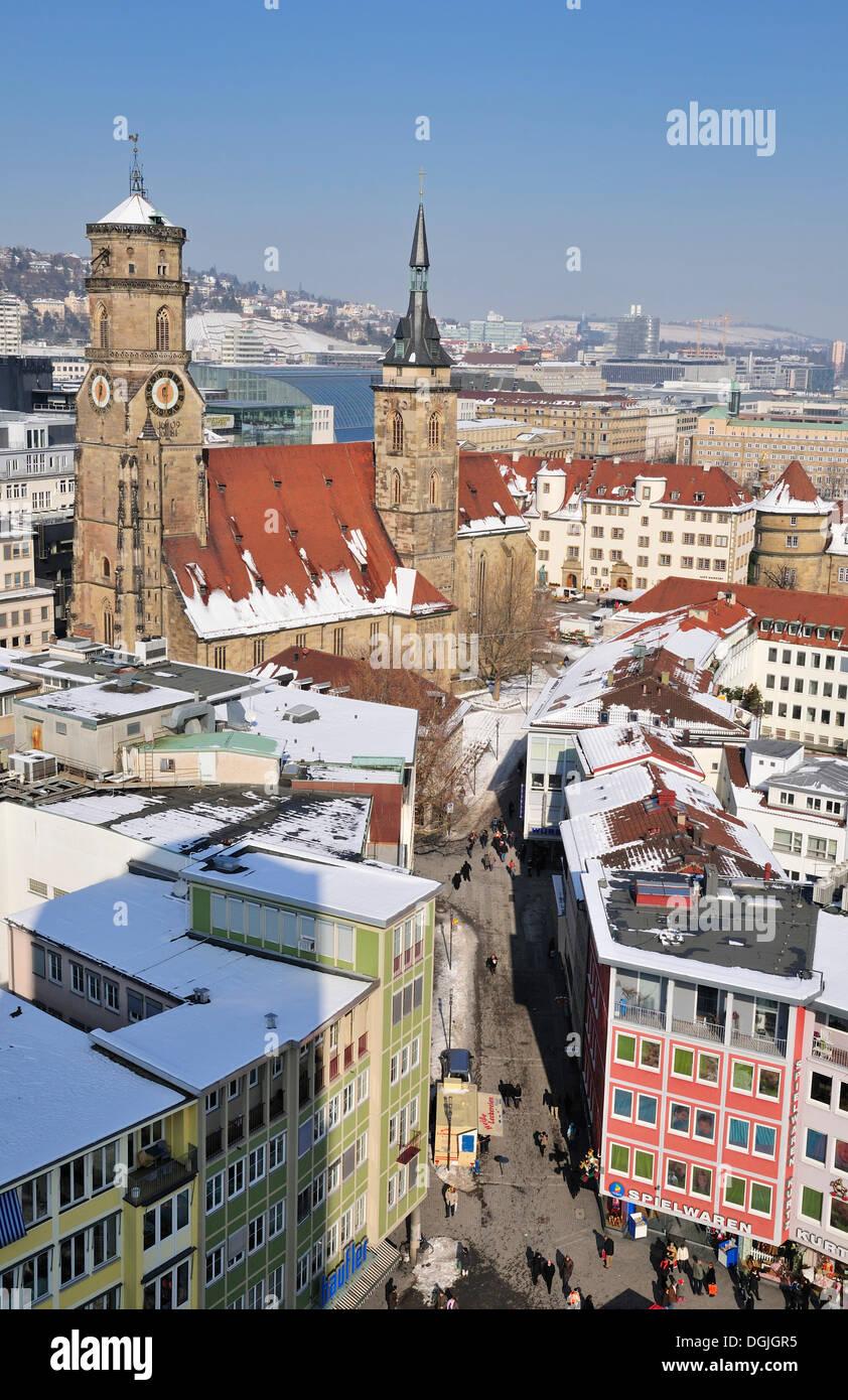 City Views Of Stuttgart Stock Photos City Views Of Stuttgart