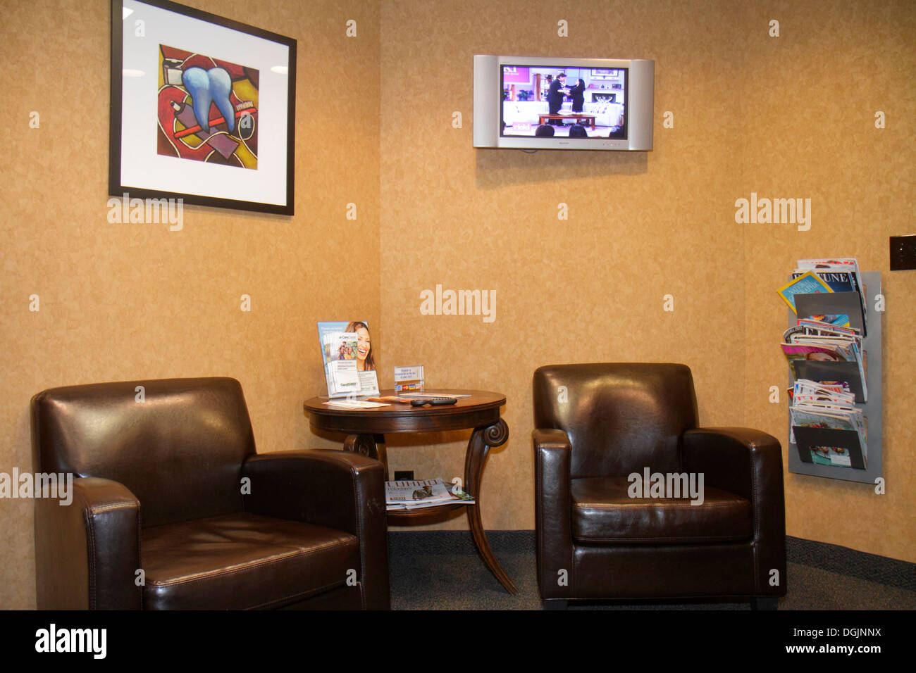 Dentists Waiting Room Stock Photos Amp Dentists Waiting Room
