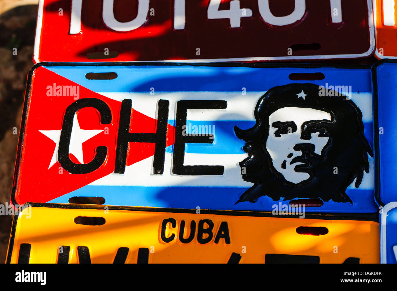 Cuba, Trinidad - Stock Image