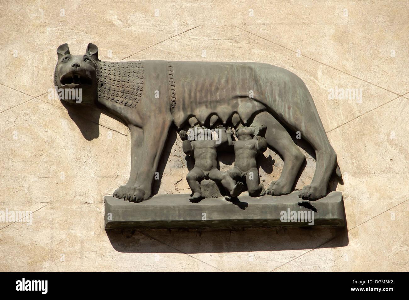 Via Mazzini in Verona - Italy - Stock Image