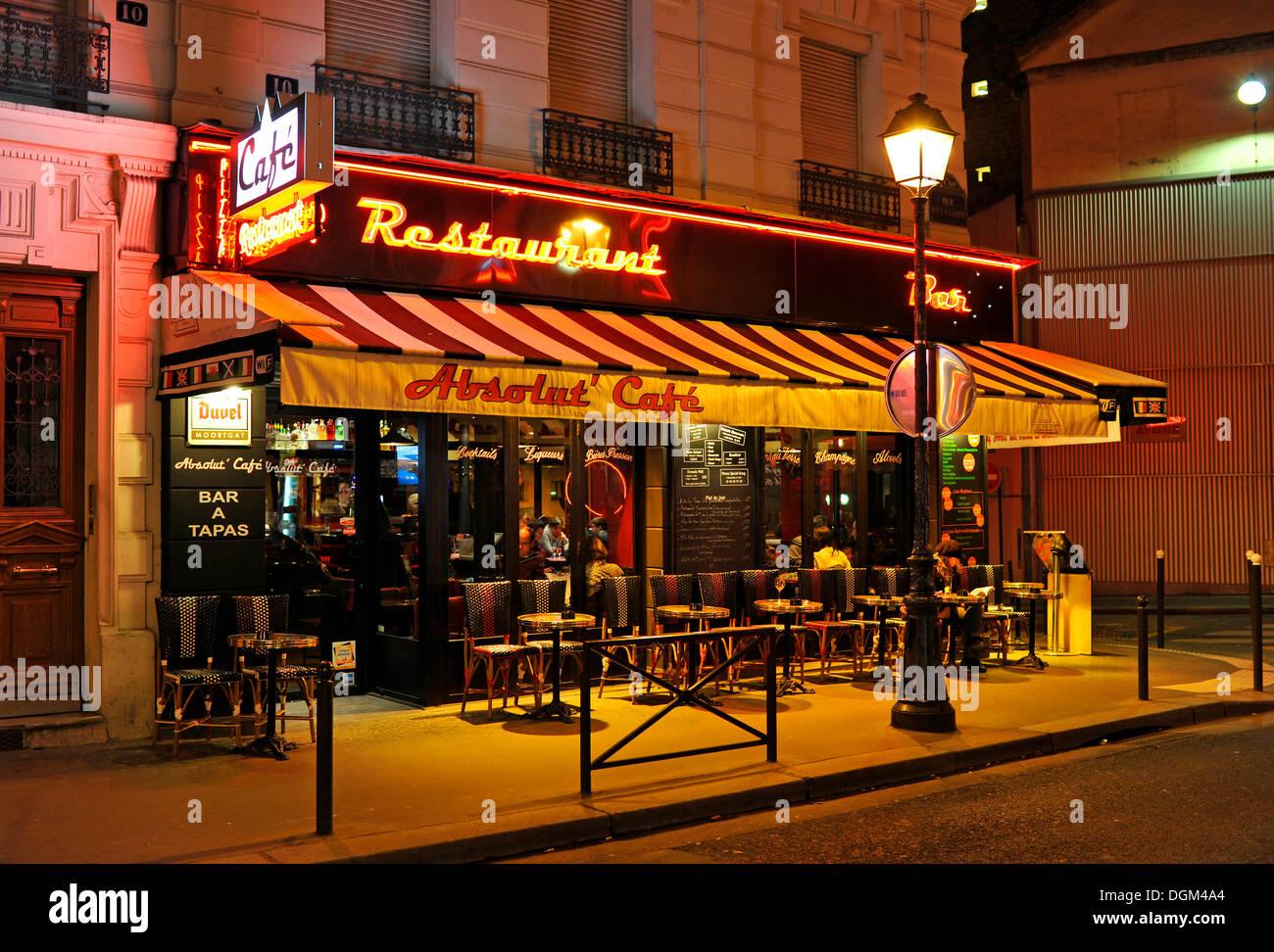 Restaurant Quartier Grands Boulevards