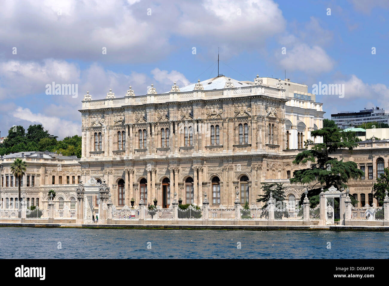 dolmabahce sarayi or dolmabahce palace sultans palace