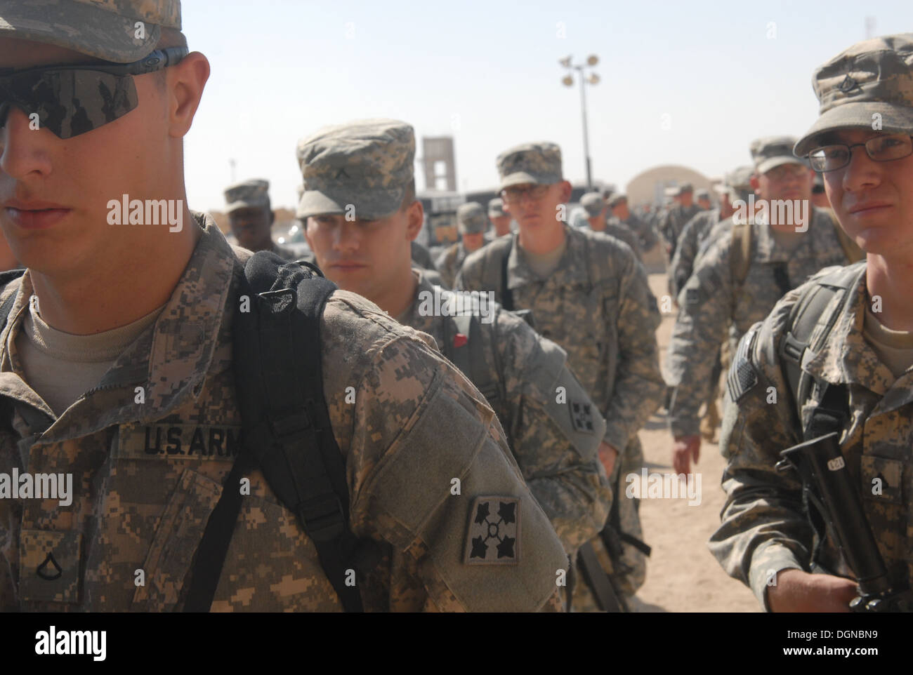 First Infantry Division Stock Photos & First Infantry