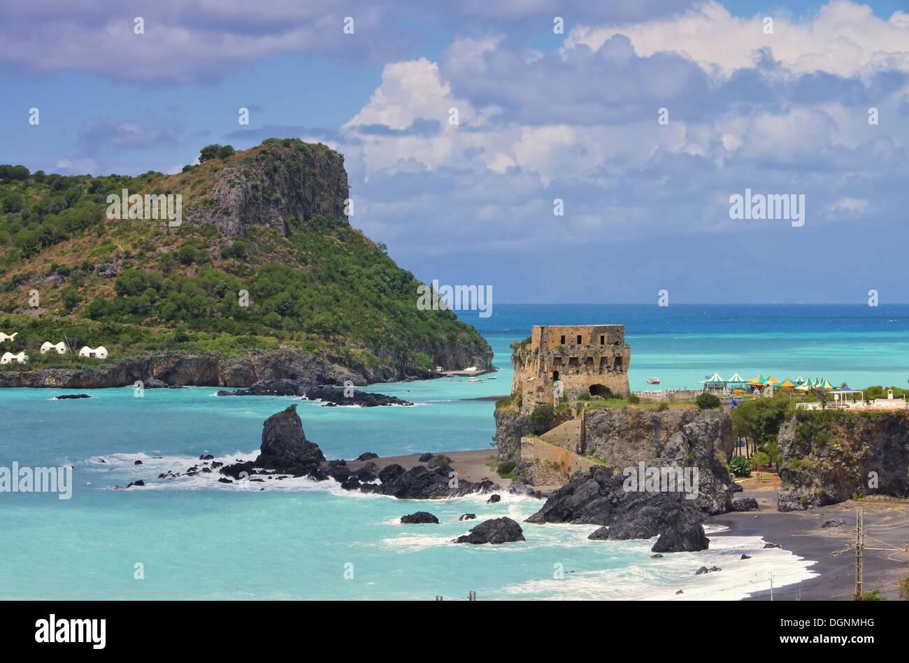 Isola di Dino 01 - Stock Image