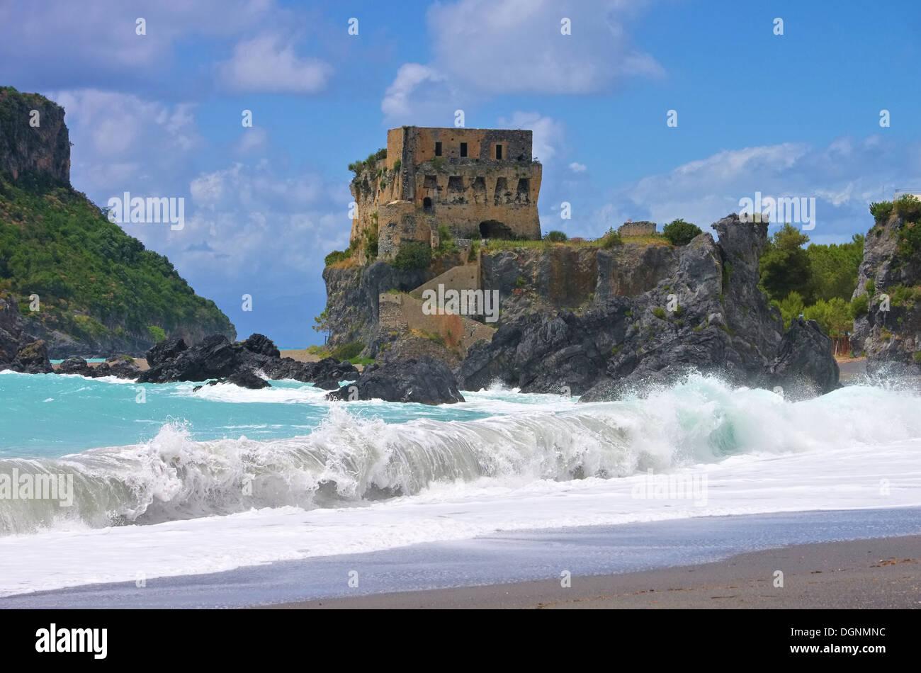 Isola di Dino 03 - Stock Image