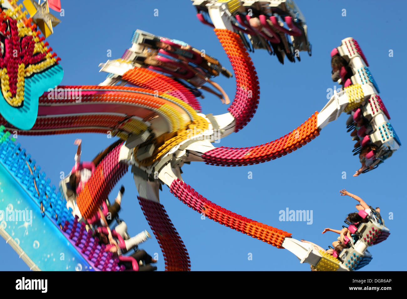 Oktoberfest; Looping - Stock Image