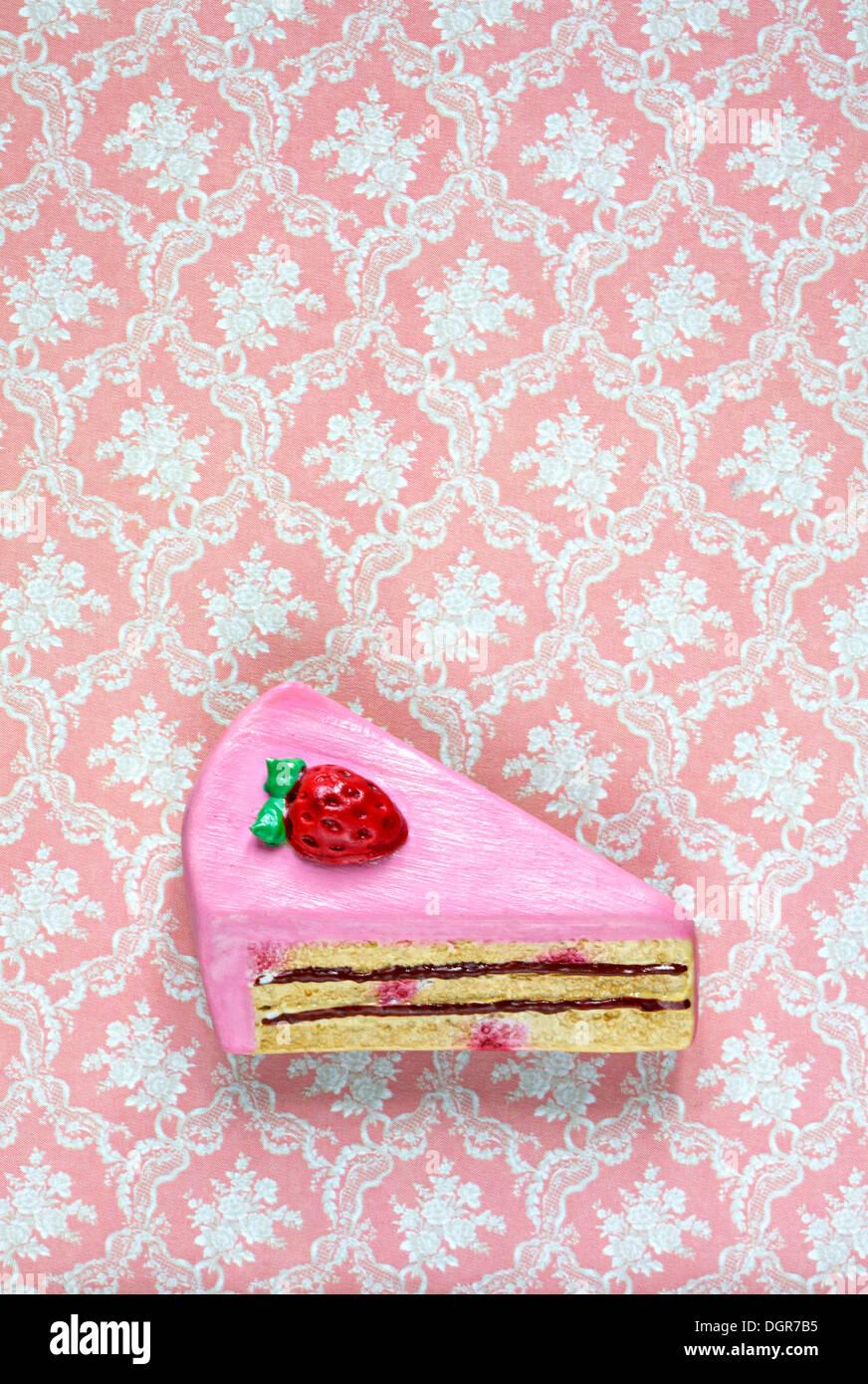 Torte, Kitsch - Stock Image