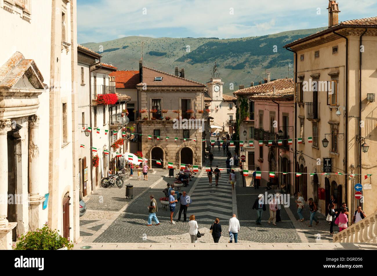 voghera cart in a geografica abruzzo - photo#5