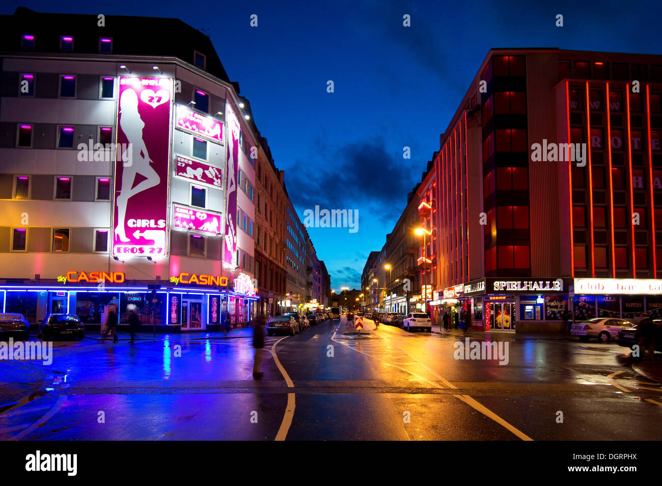 Munich red district