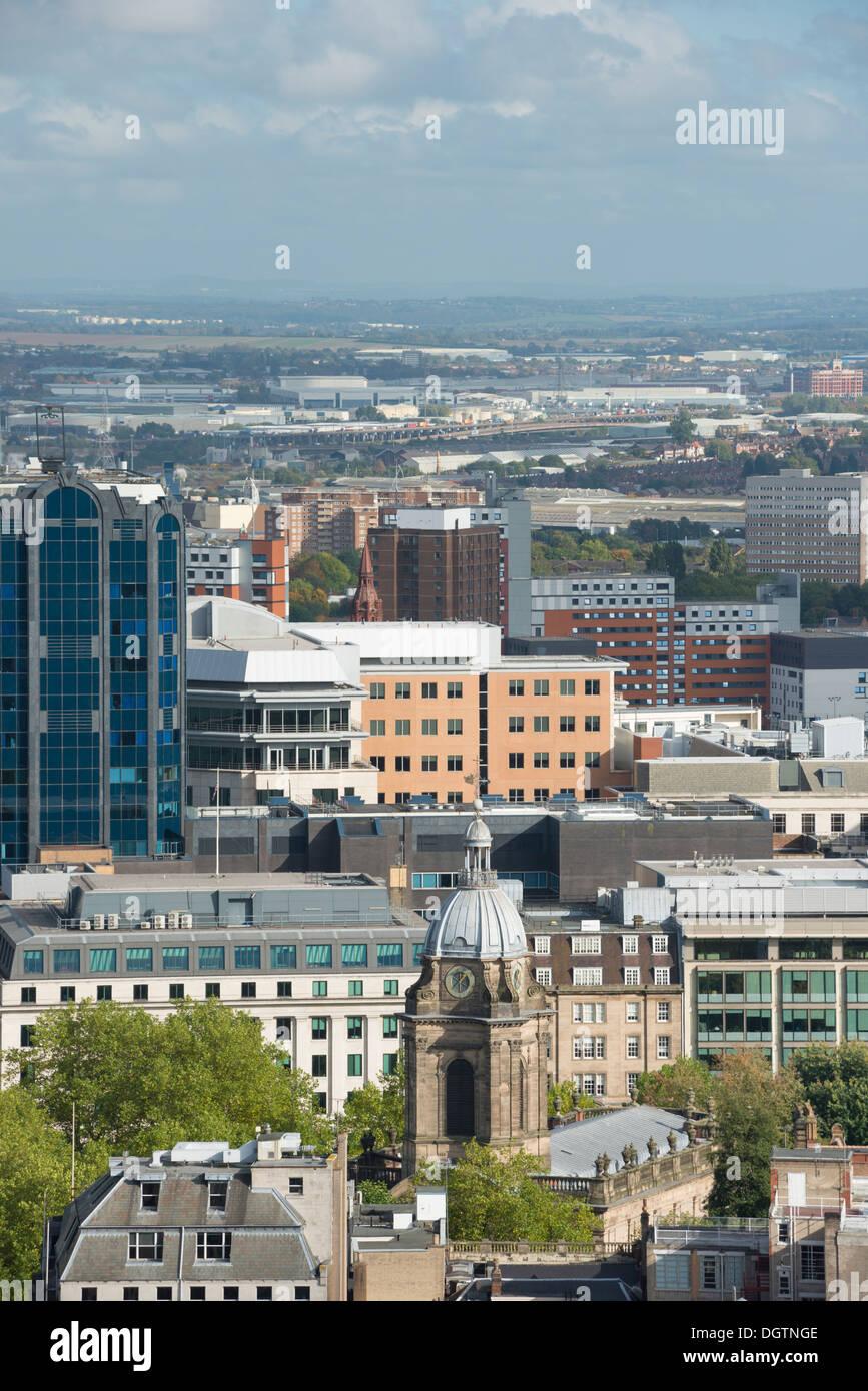 Birmingham city centre, West Midlands, England, UK Stock Photo