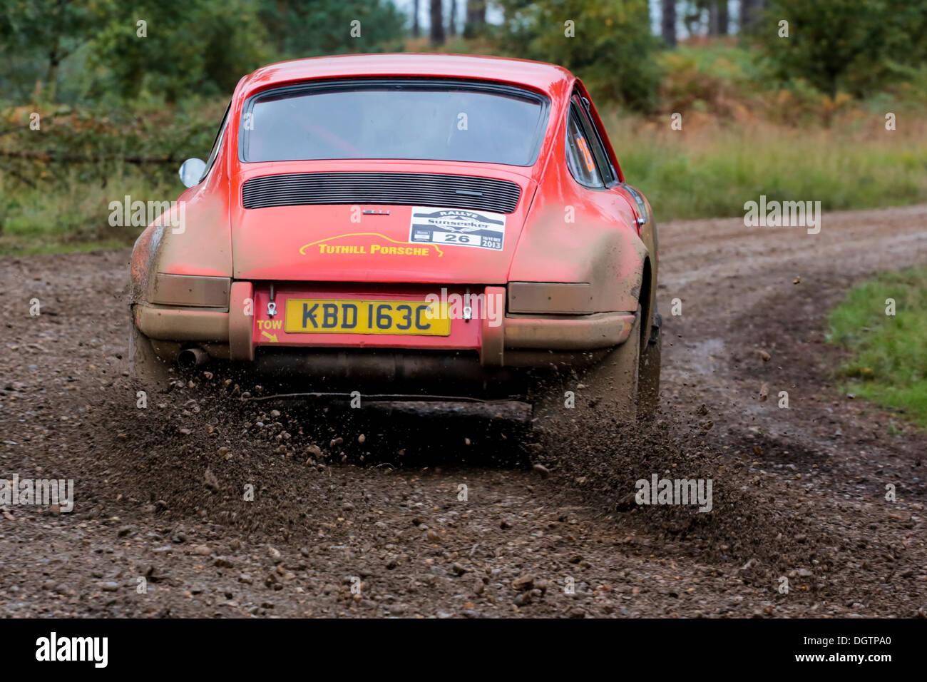 Porsche Rally Car Stock Photos Porsche Rally Car Stock Images Alamy