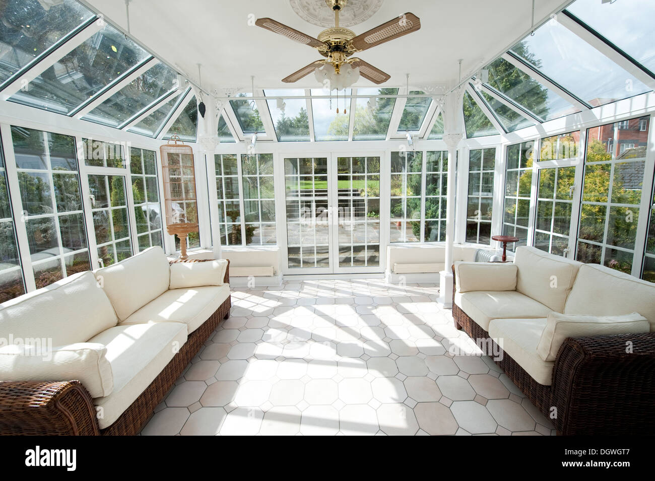 Conservatory Extension Stock Photos & Conservatory Extension Stock ...