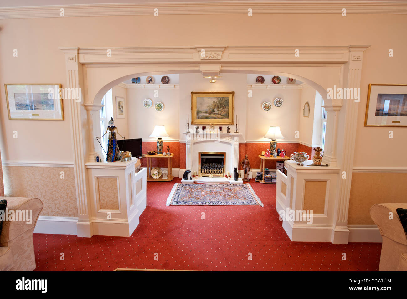 Inglenook fireplace stock photos inglenook fireplace stock images inglenook cosy fireplace lounge welcoming warm stock image teraionfo