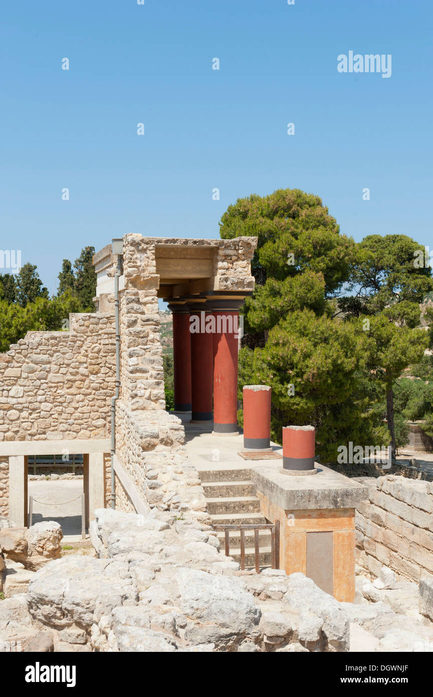 Knossos Palace in Crete. Greece, Crete: Attractions 12