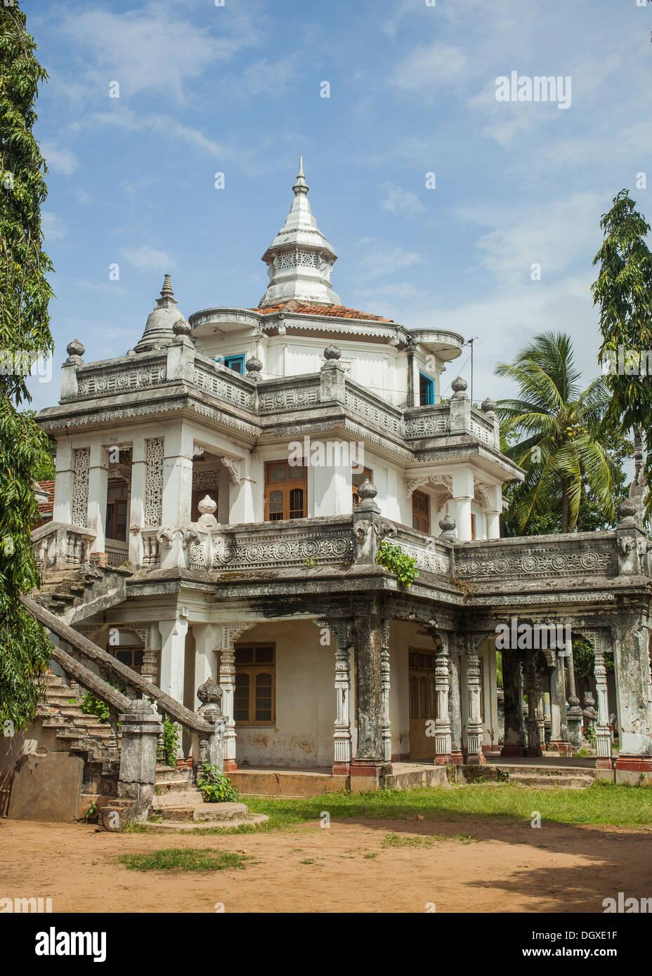 British Colonial Architecture Sri Lanka Stock Photos British