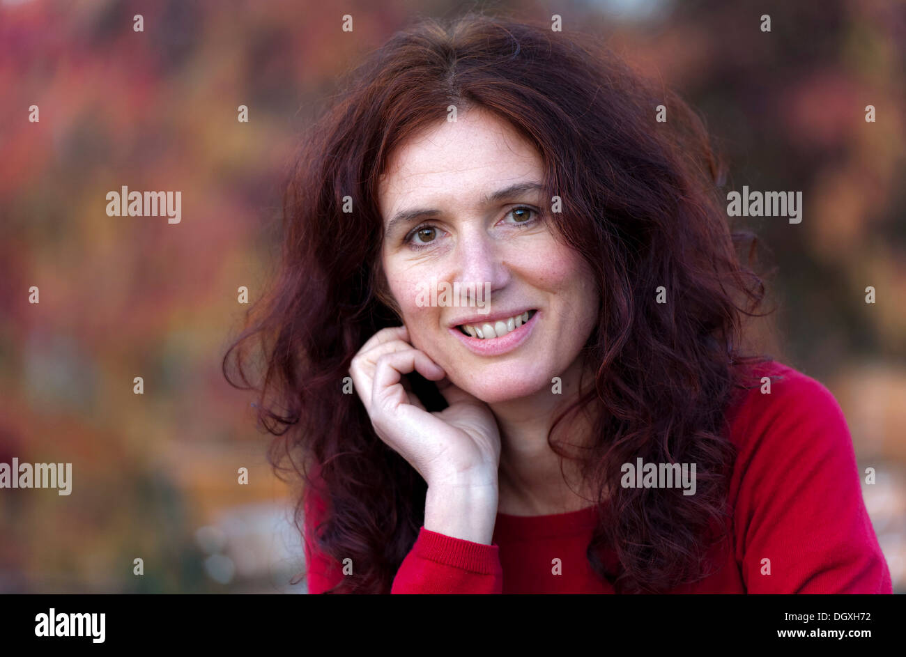 Red Haired Actress Stock Photos & Red Haired Actress Stock ...