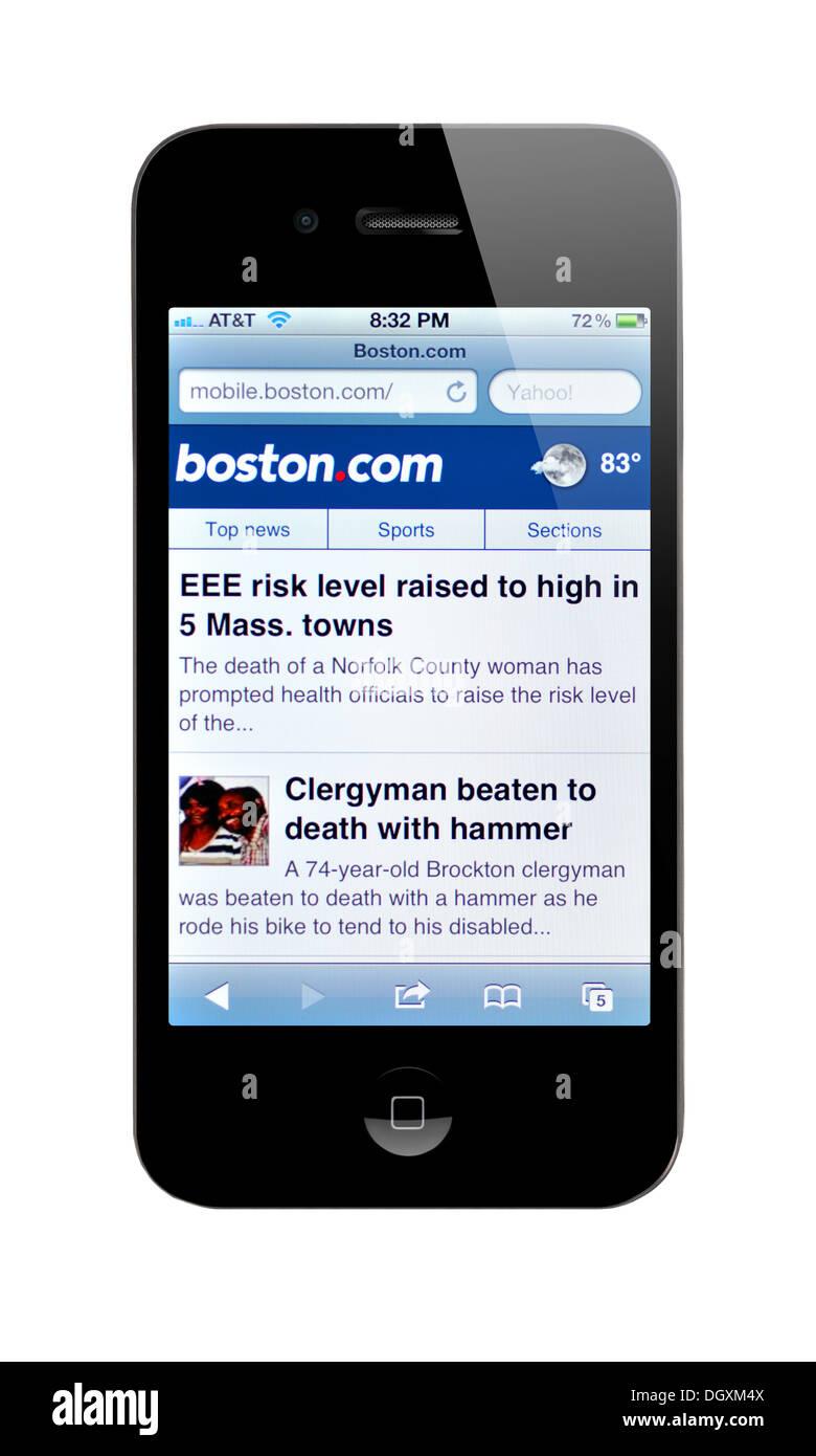 boston globe online