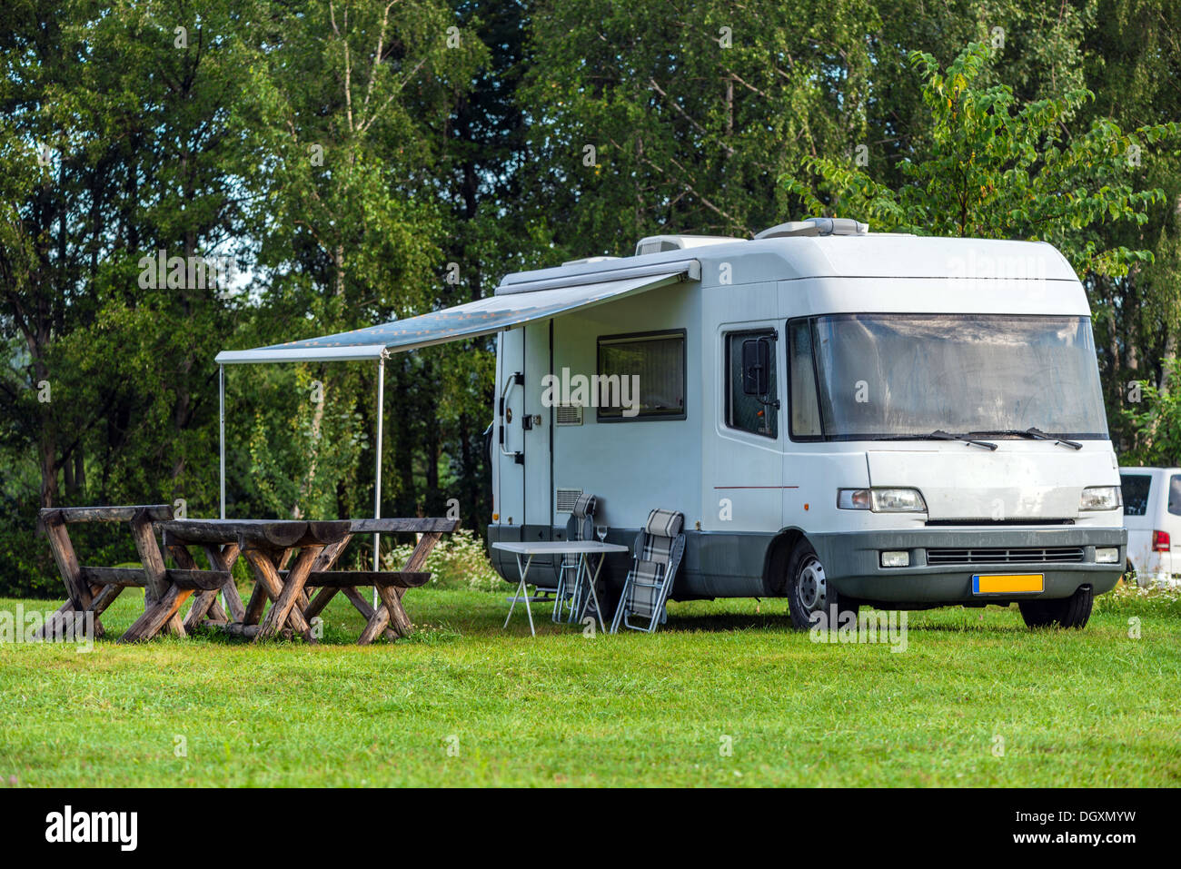 Mobile Home Camping Vehicle Trailer Car Tent Summer Holiday