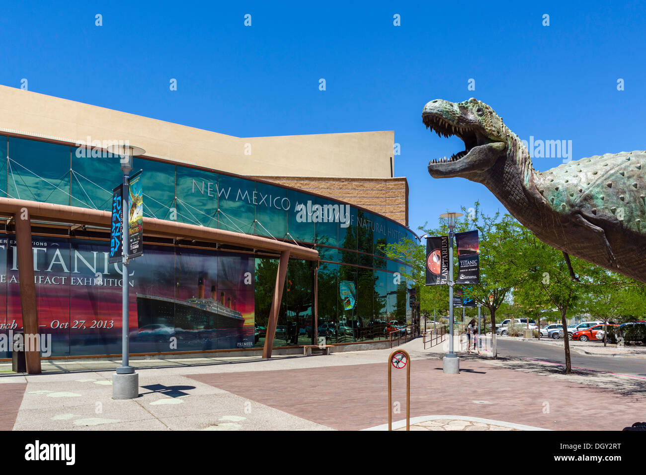 Museum Of Natural History And Science Albuquerque