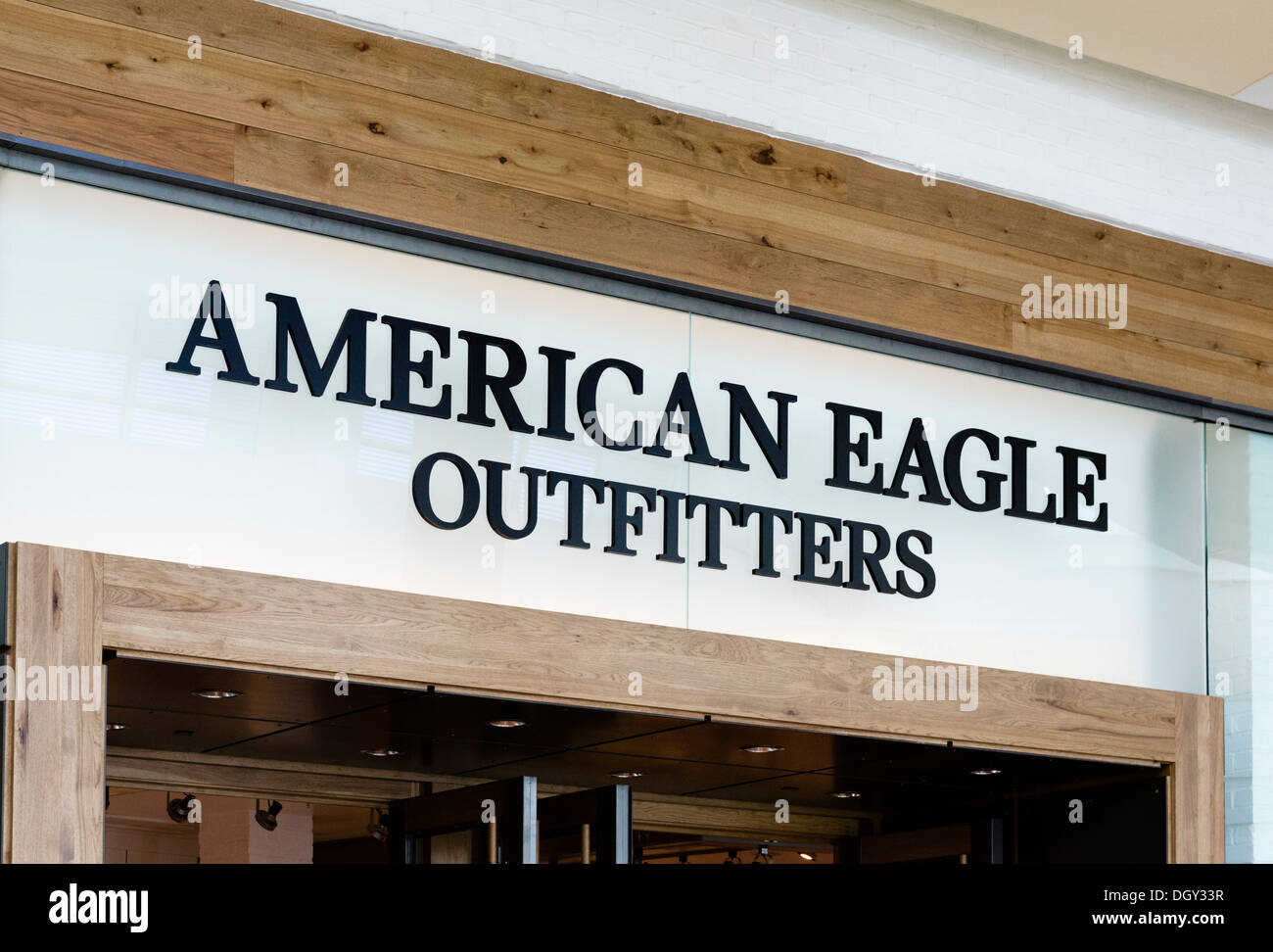 American Eagle Outfitters Store At The Florida Mall Orlando Central USA