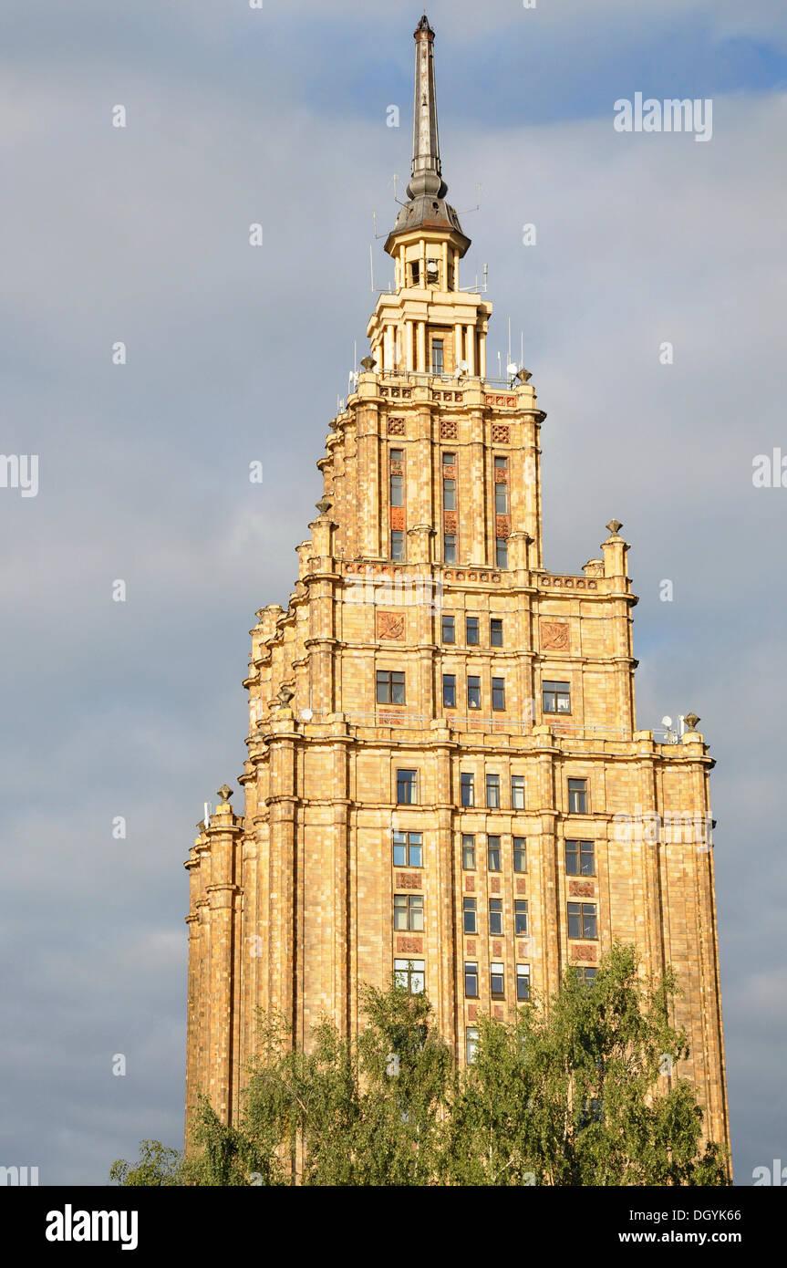 Stalin S Birthday Cake Riga