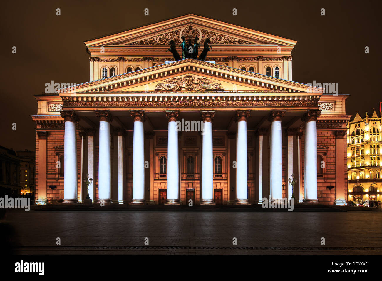 Bolshoi Theater: where is it located, address, opening hours 60