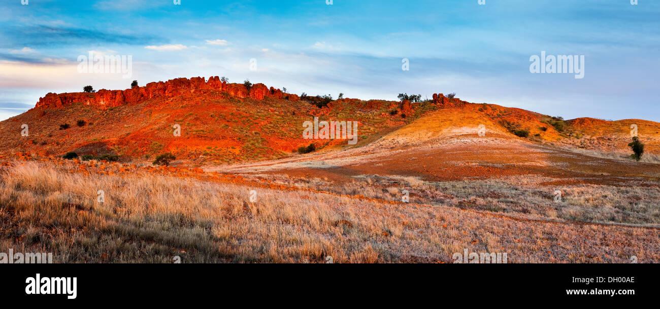 Cawnpore Lookout, Queensland, Australia - Stock Image