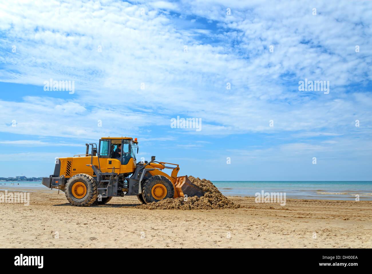 Bulldozer - Stock Image