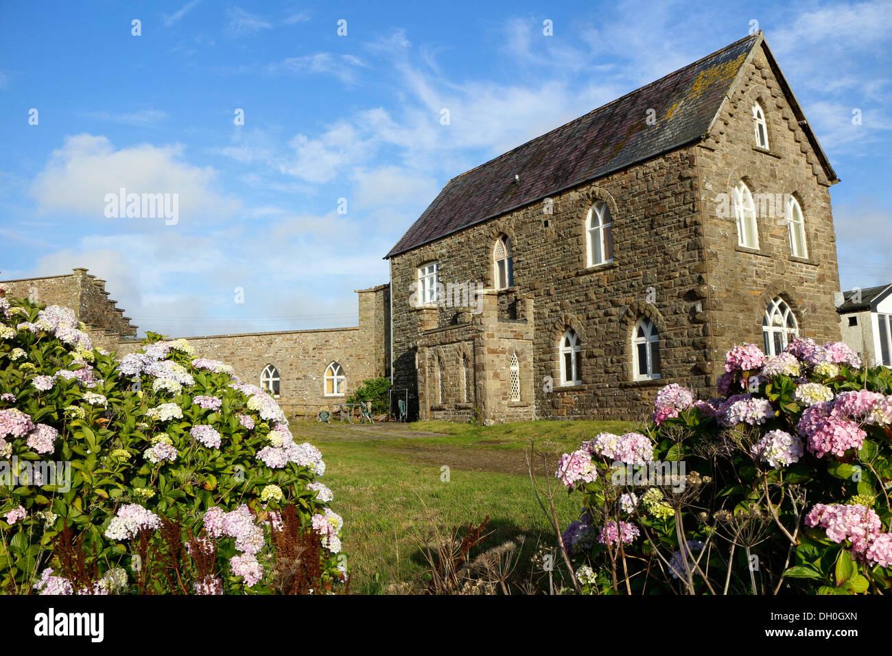 Haven fort hotel, Little Haven Pembrokeshire Wales UK - Stock Image