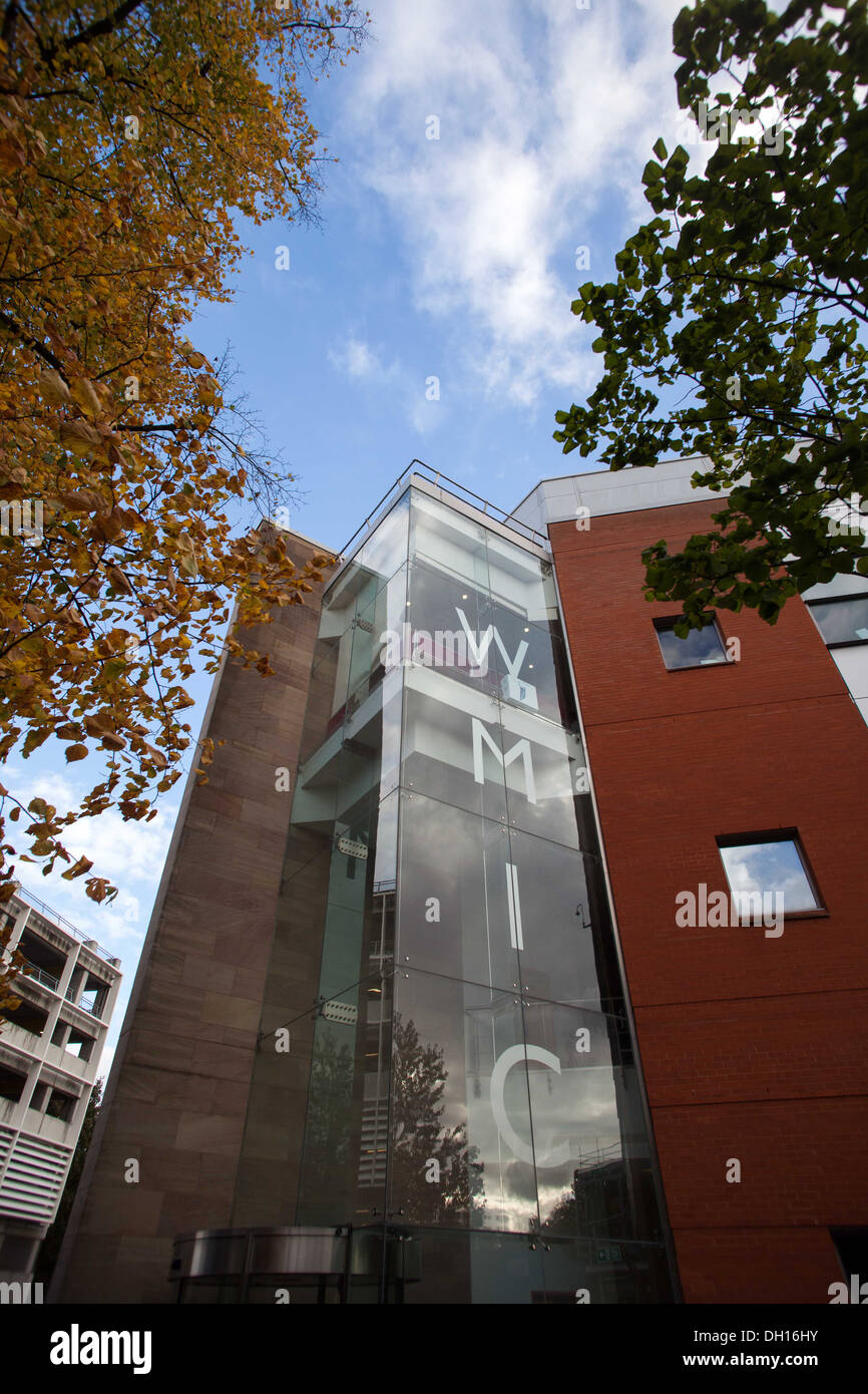 The Cancer Imaging Centre at The University of Manchester Wolfson Molecular Imaging Centre. - Stock Image