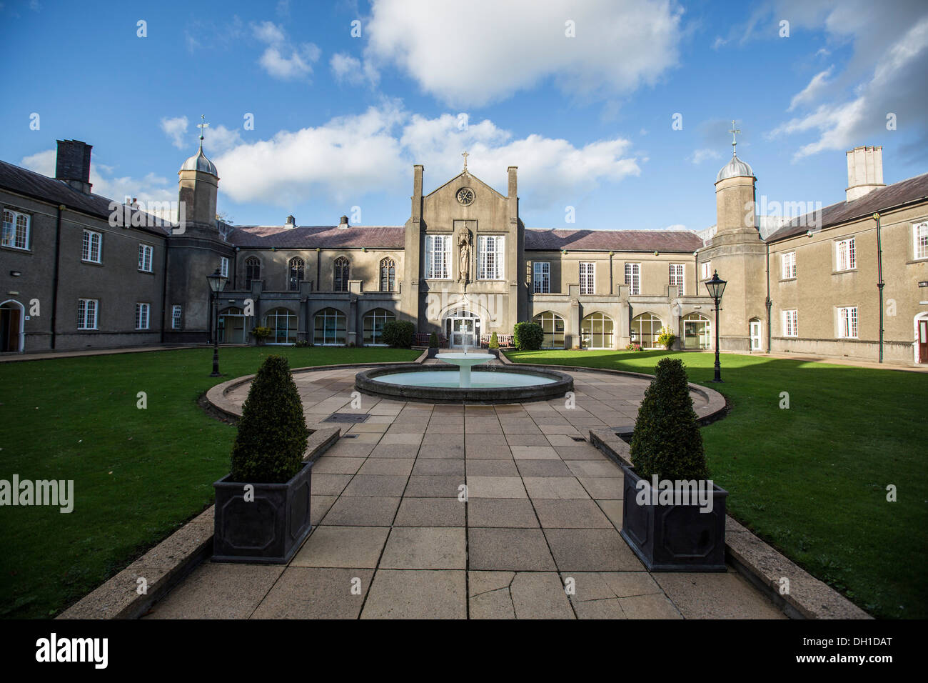 The Campus Of Trinity St Davids University Lampeter West Wales