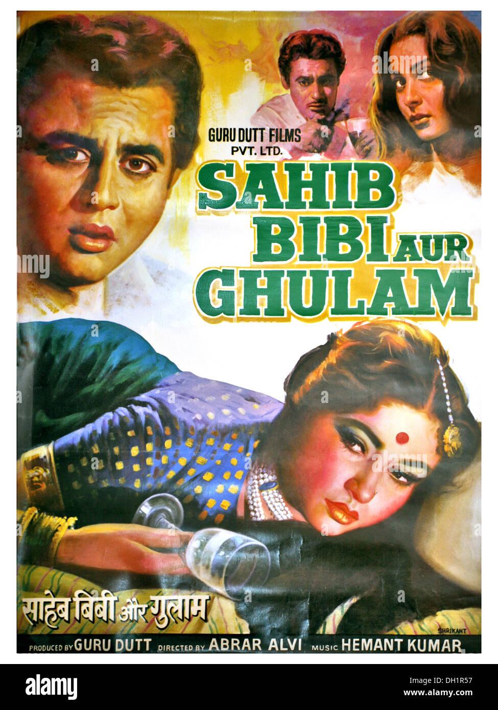 Image result for sahib biwi aur ghulam