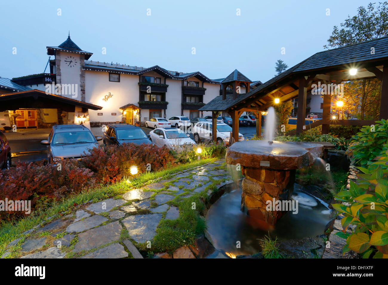 Golden arrow hotel lake placid in the adirondacks for Design hotel upstate new york