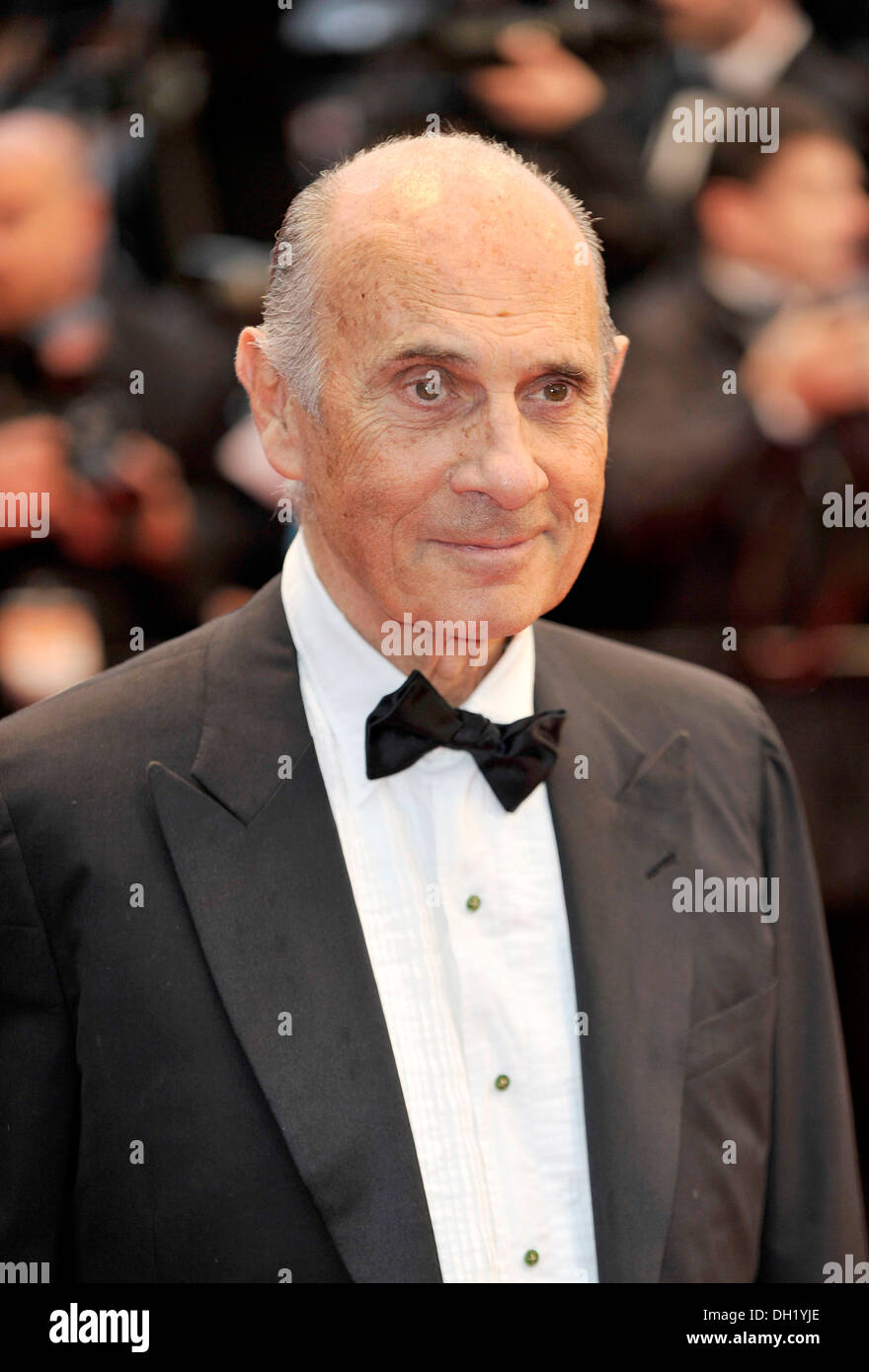 Cannes International Film Festival 2012: Guy Marchand on 2012/05/27
