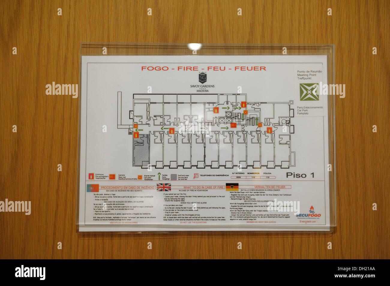 Hotel Fire Exit Diagrams - Shoutfm.co.uk •