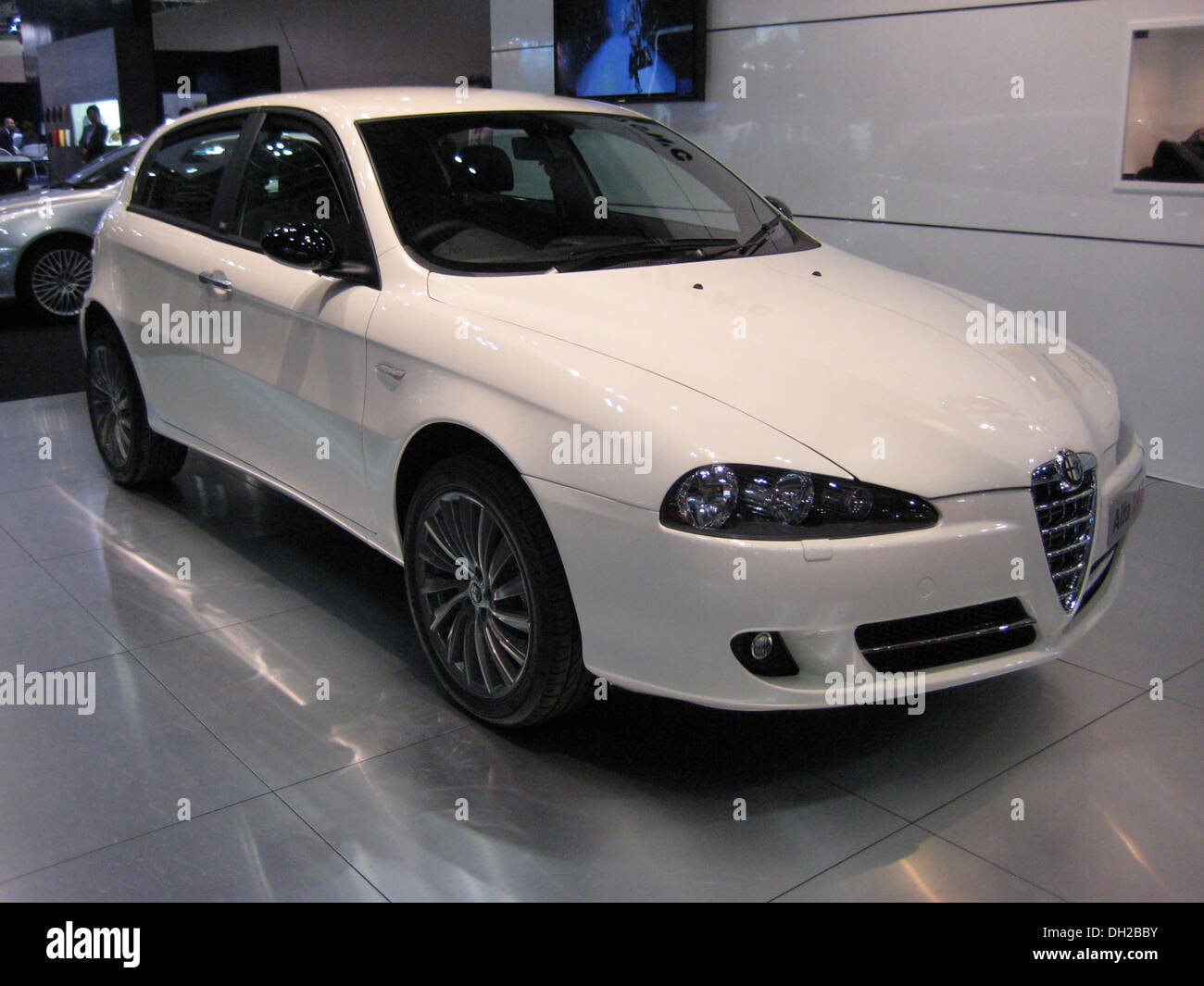 Alfa Romeo 147 High Resolution Stock Photography And Images Alamy