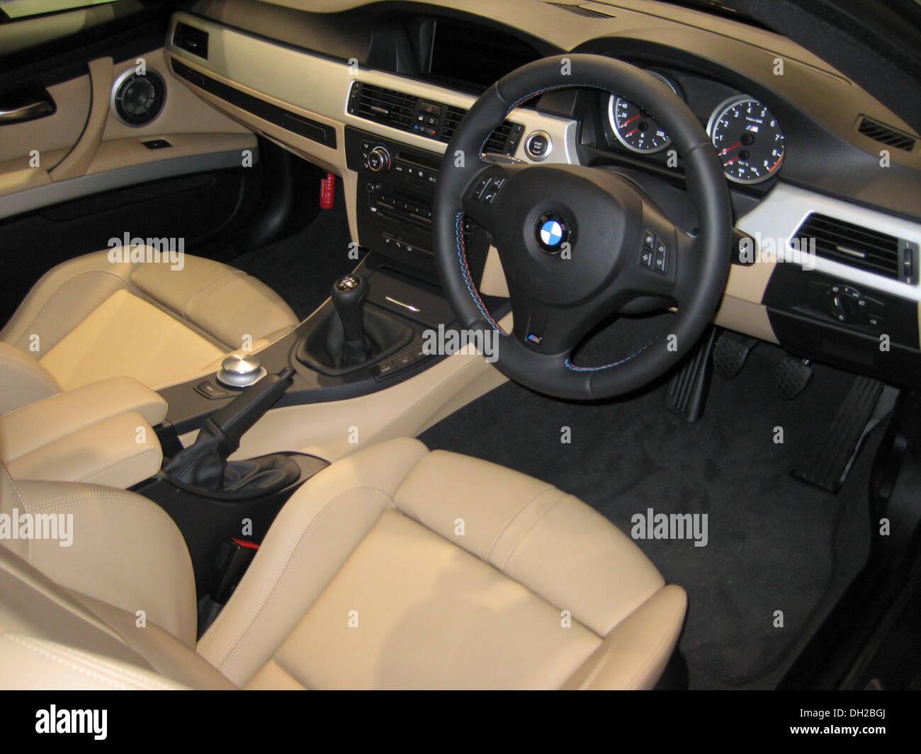 BMW E92 M3 Coup Interior Nice Design
