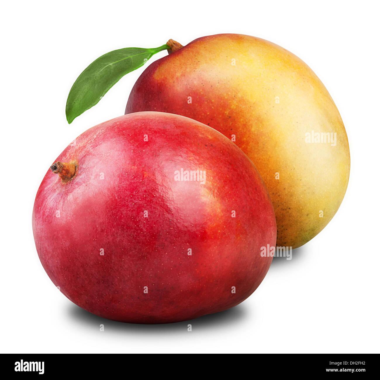 mango fruit - Stock Image