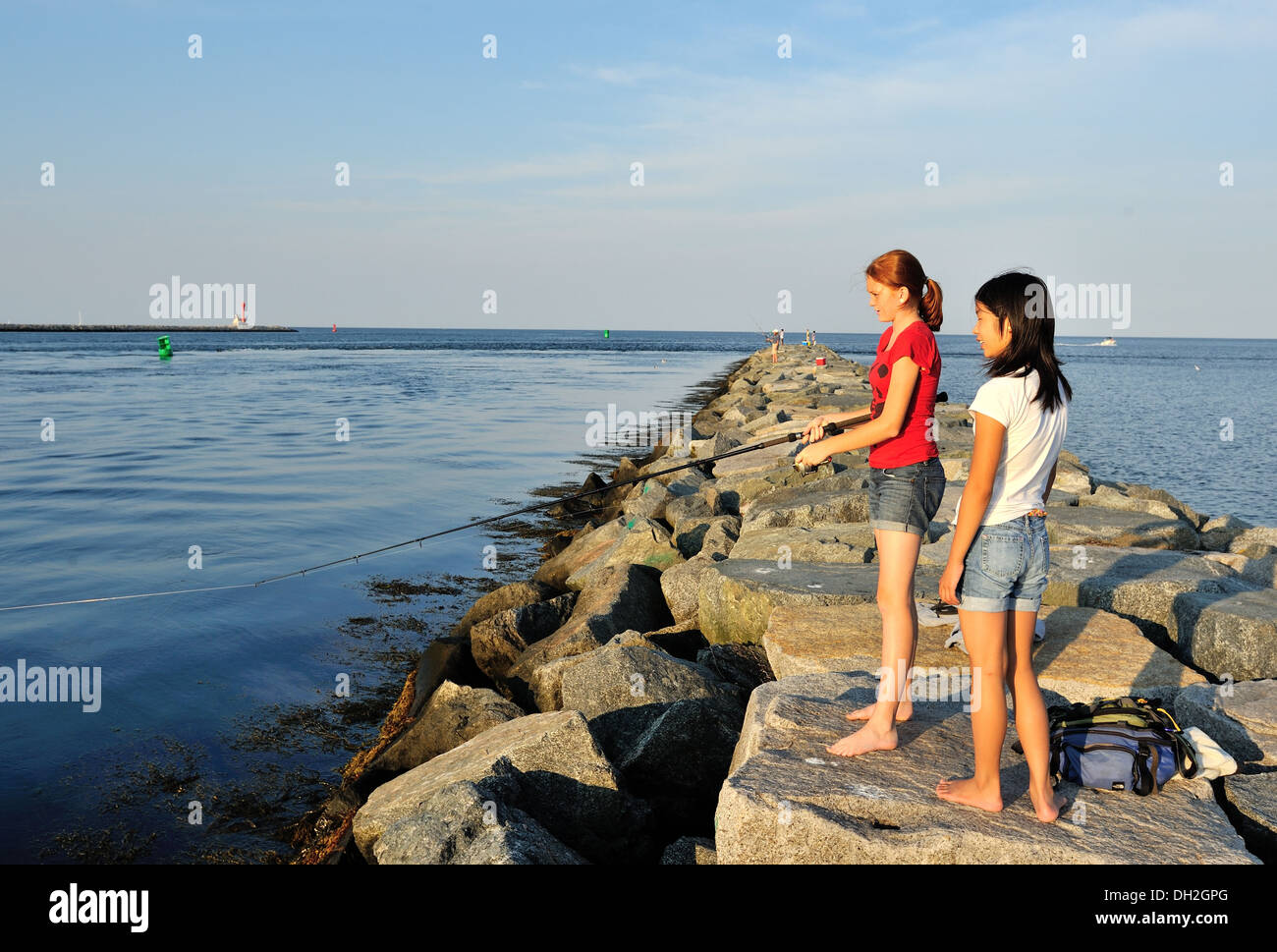 Fishing the Cape Cod Canal